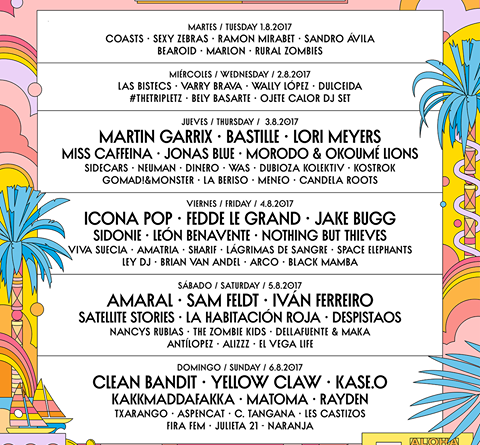 ARENAL SOUND FESTIVAL