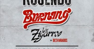 Rosendo burning los zigarros cultura inquieta getafe madrid rock