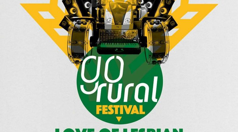 Go Rural jaen 2017 love of lesbian fuel fandango sidonie