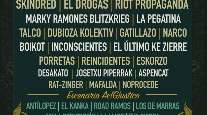 The Juerga's Rock Festival