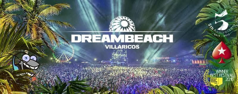dream beach villaricos hroarios 2017