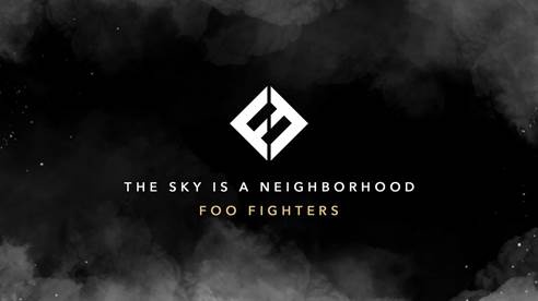 Foo Fighters The Sky Is A Neighborhood