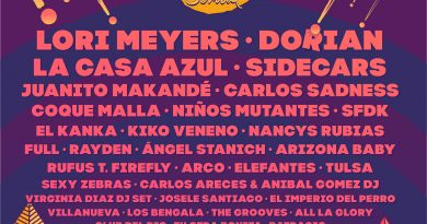 Interestelar Sevilla, que tendrá lugar los días 18 y 19 de mayo en Sevilla, ha confirmado la presencia de Nancys Rubias, Carlos Areces & Anibal Gómez DJ set, Virginia Díaz DJ set, The Grooves, El Imperio del Perro, Bitches Djs, Batracio, Turmalina, L'Emperador, The Vibrowaves, Dûrga y Repion en su tercera edición.