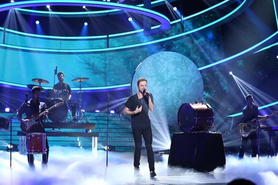 Jordi Coll imita a Imagine Dragons en 'TCMS7'