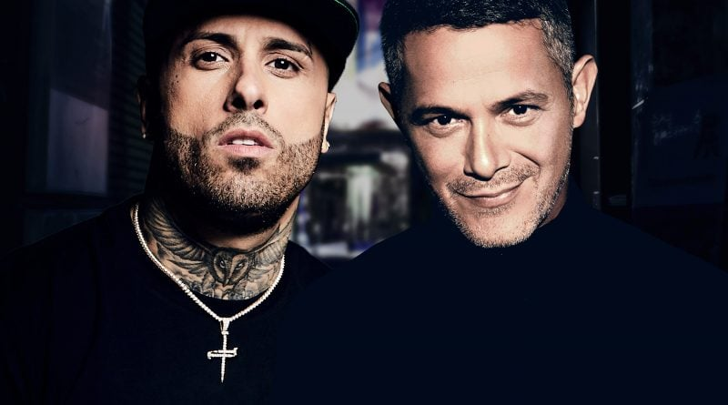 """Back in the city"" es el título del segundo single de Alejandro Sanz, anticipo de #ElDisco, junto al reconocido cantante Nicky Jam."