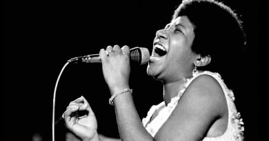 Amazing grace, Aretha Franklin
